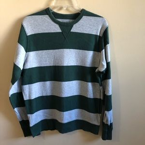 COPY - Old Navy Striped Long Sleeve Crew Neck